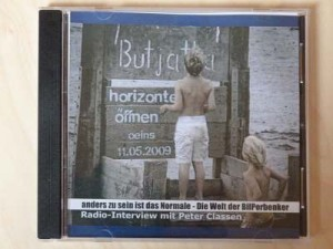 CD-Cover: Anders zu sein ist das Normale